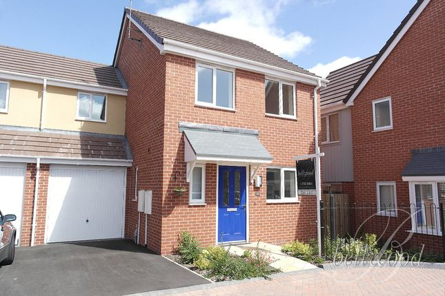 Thumbnail Property to rent in Chandlers Way, Weston Coyney, Stoke On Trent, Stoke On Trent, Staffordshire