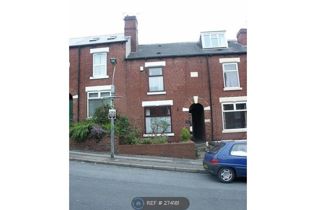 Thumbnail Terraced house to rent in Myrtle Road, Sheffield