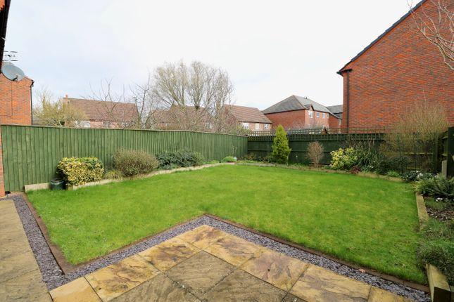 Rear Garden  of Darlow Drive, Stratford-Upon-Avon CV37
