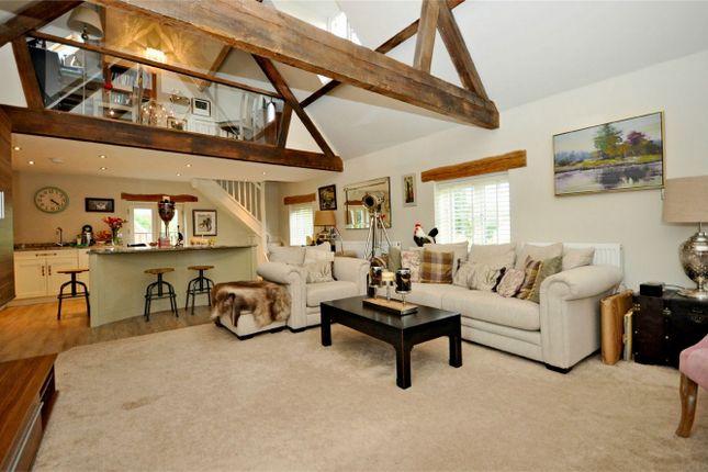 Thumbnail Mews house to rent in Prestbury, Cheltenham, Gloucestershire