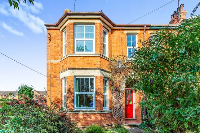 3 bed semi-detached house for sale in Huntingdon Road, Thrapston, Kettering NN14