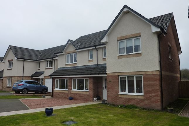 Thumbnail Detached house for sale in Keswick Place, Dumfries, Dumfries And Galloway.