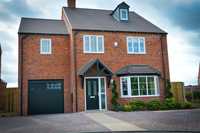 Thumbnail Detached house for sale in The Wentworth, The Green, Bransford, Worcester, Worcestershire