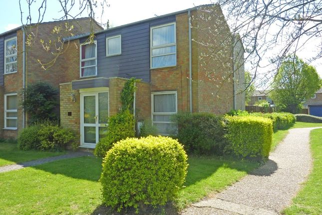 Thumbnail End terrace house for sale in Coltstead, New Ash Green, Longfield