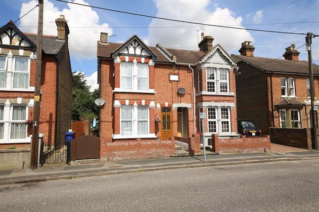 Thumbnail Semi-detached house for sale in Rectory Road, Stanford-Le-Hope