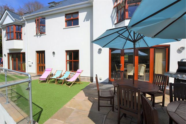 Thumbnail Detached house for sale in Heritage View, Pleasant Valley, Stepaside, Narberth
