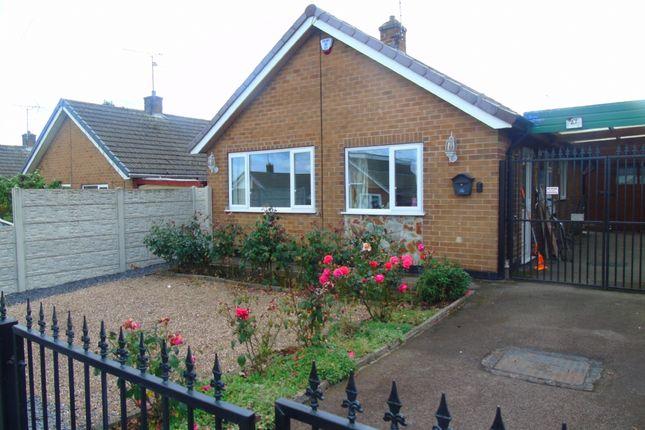 Thumbnail Bungalow to rent in Corn Close, South Normanton, Alfreton