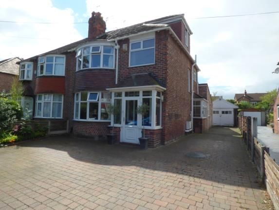 Thumbnail Semi-detached house for sale in Ashlands, Sale, Greater Manchester