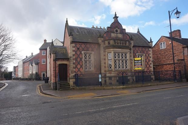 Thumbnail Office to let in Old Penny Bank, 39 Welsh Row, Nantwich, Cheshire