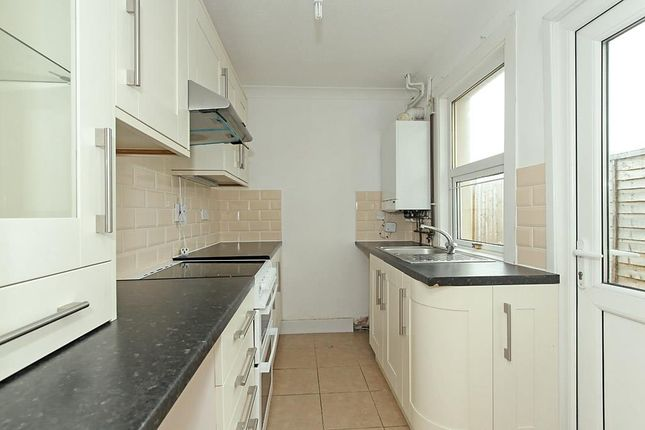 Thumbnail Terraced house to rent in William Street, Sittingbourne