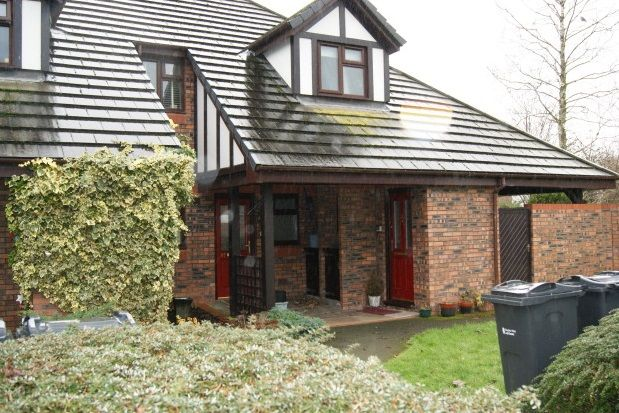 Thumbnail Flat to rent in Ince Lane, Elton, Chester