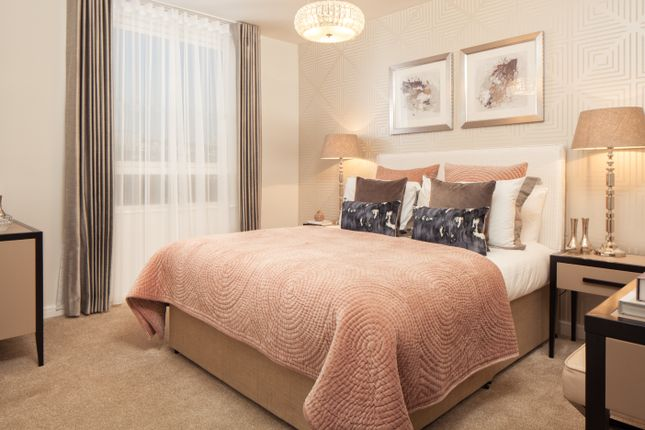 Thumbnail Flat for sale in Plot 231, West Park Gate, Acton Gardens, Bollo Lane, Acton, London