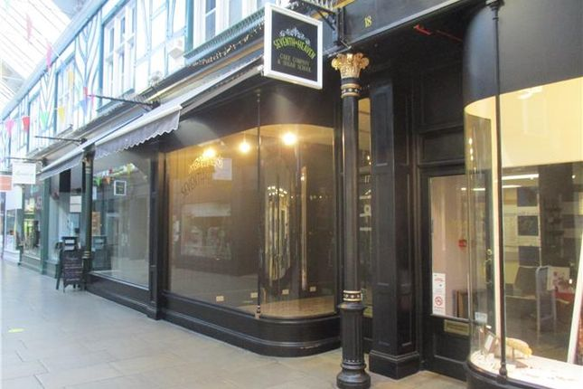 Thumbnail Retail premises to let in 16-17 The Arcade, Bedford, Bedfordshire