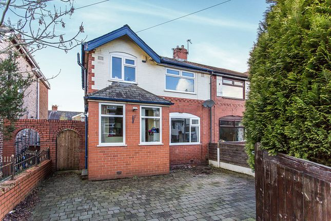 Thumbnail Semi-detached house to rent in Dellcot Close, Salford