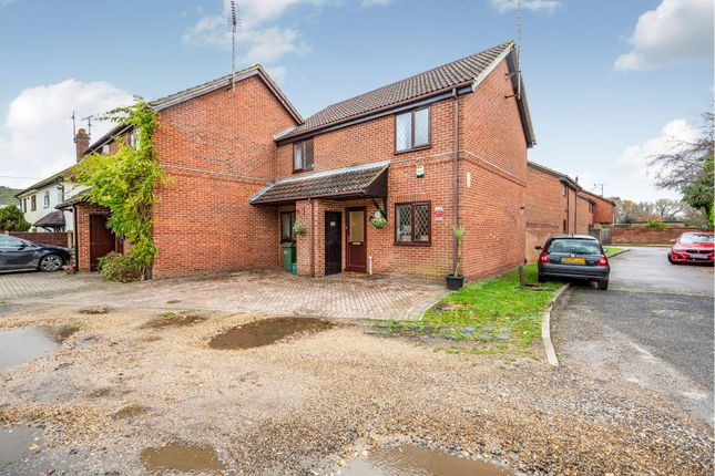 Thumbnail Semi-detached house for sale in The Beeches, Ash Vale