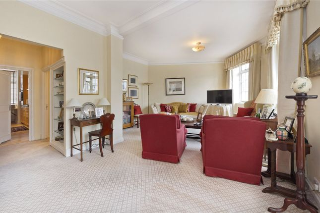 Thumbnail Flat for sale in Eresby House, Rutland Gate, London