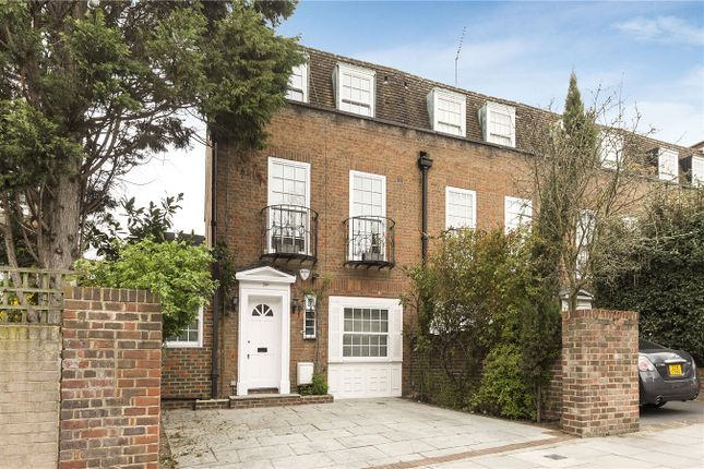 Thumbnail Semi-detached house to rent in Belsize Road, London