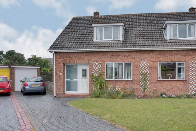 Semi-detached bungalow for sale in Churchway Piece, Inkberrow, Worcester