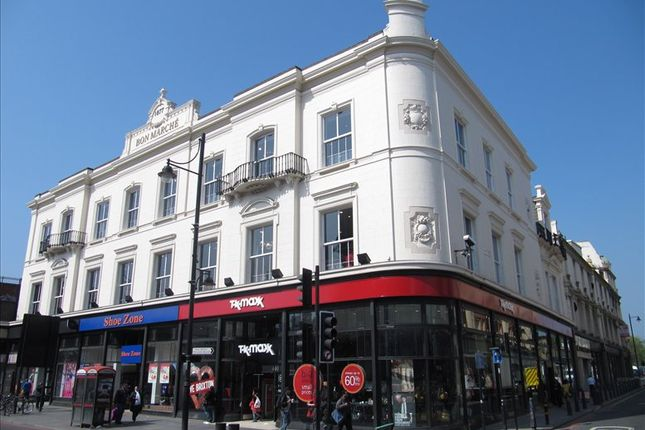 Serviced office to let in 241 - 251 Ferndale Road, London