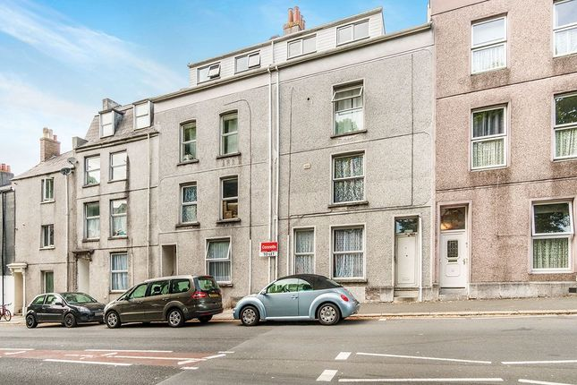 Thumbnail Flat for sale in Albert Road, Plymouth
