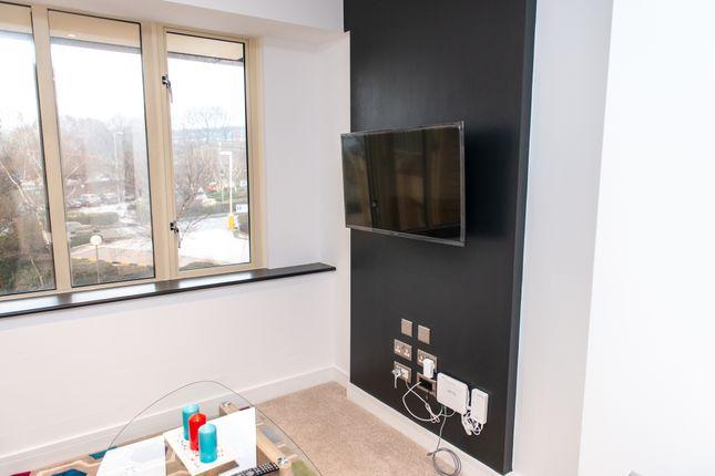 Thumbnail Flat to rent in New Augustus Street, Bradford