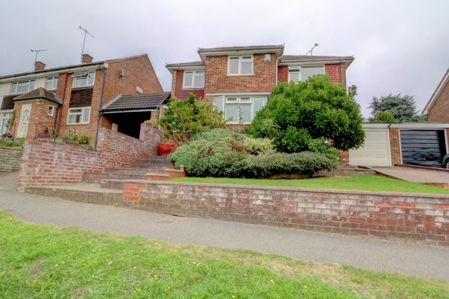 Thumbnail Detached house for sale in Rowhill Avenue, Aldershot
