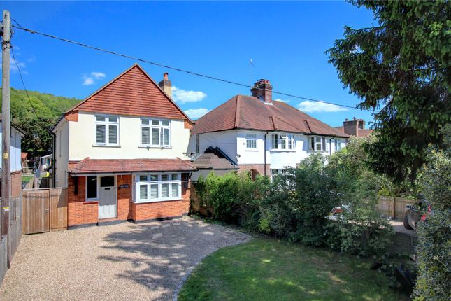 Thumbnail Detached house for sale in Valley Road, Hughenden Valley, High Wycombe, Buckinghamshire