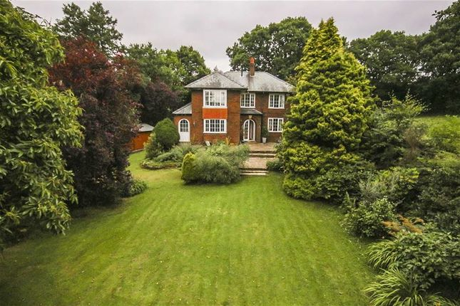 Thumbnail Detached house for sale in Knowle Green, Preston