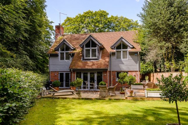 Thumbnail Detached house for sale in Thornfield, Stoke Row, Oxfordshire