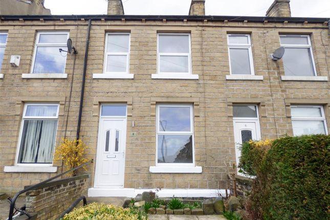 Thumbnail Terraced house for sale in George Street, Crosland Moor, Huddersfield