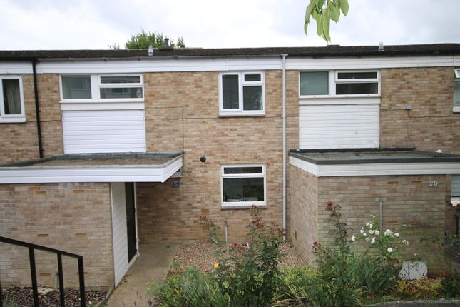 Thumbnail Terraced house to rent in Hovenden Close, Canterbury