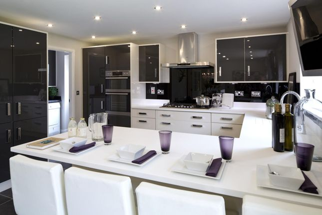 """Thumbnail Detached house for sale in """"Shelbourne"""" at Black Firs Lane, Somerford, Congleton"""