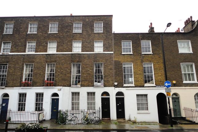Thumbnail Terraced house to rent in Royal College Street, Camden Town
