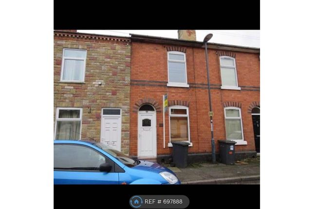 Thumbnail Room to rent in Manchester Street, Derby