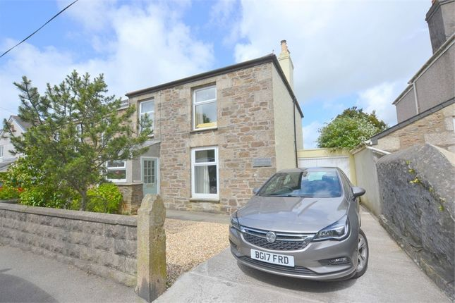 Thumbnail Semi-detached house for sale in Higher Broad Lane, Illogan Highway, Redruth