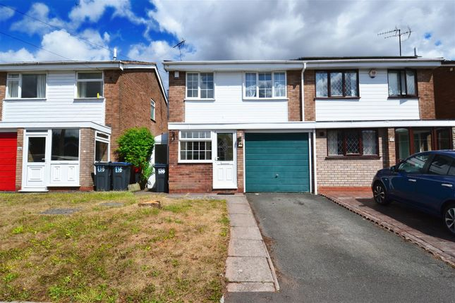 Thumbnail Semi-detached house to rent in Winchester Gardens, Birmingham, West Midlands