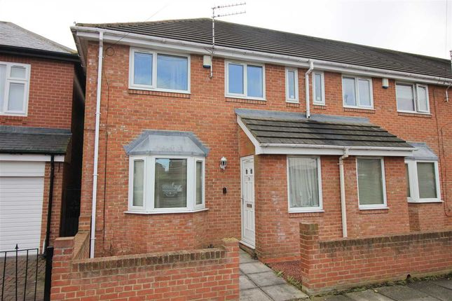 Thumbnail Terraced house to rent in Barras Avenue, Annitsford, Cramlington