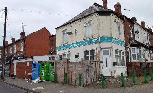 Thumbnail Terraced house for sale in Crocketts Rd, Handsworth