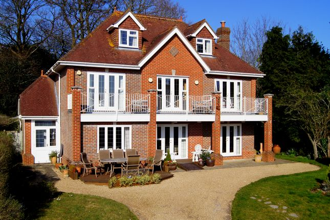 Thumbnail Detached house for sale in Hillcrest Park, Lower Street, Pulborough