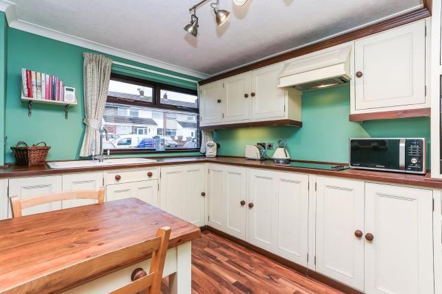 Kitchen of Greendale Close, Atherstone, Warwickshire CV9