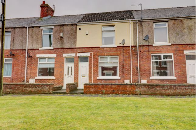 2 bed terraced house for sale in Sea View, Easington, Peterlee SR8