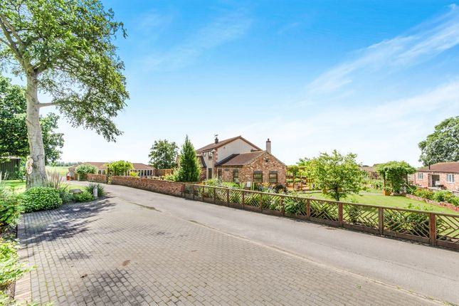 Thumbnail Detached house for sale in West Carr, Epworth, Doncaster