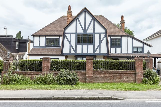 Thumbnail Detached house for sale in Cockfosters Road, Cockfosters, Barnet