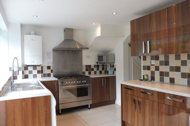 Thumbnail Town house to rent in Millfield, Sittingbourne