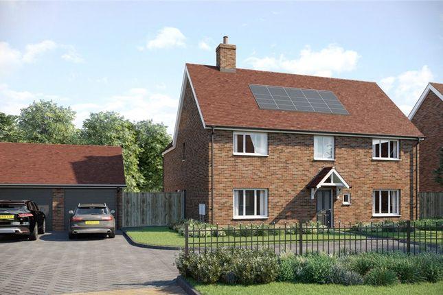 Thumbnail Detached house for sale in Meridian Fields, Hardwick, Cambridge