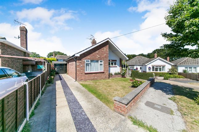 Thumbnail Detached bungalow for sale in Hillside Crescent, Holland-On-Sea, Clacton-On-Sea