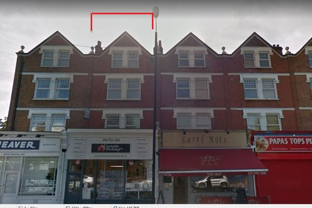 Thumbnail Office for sale in Balham High Road, London