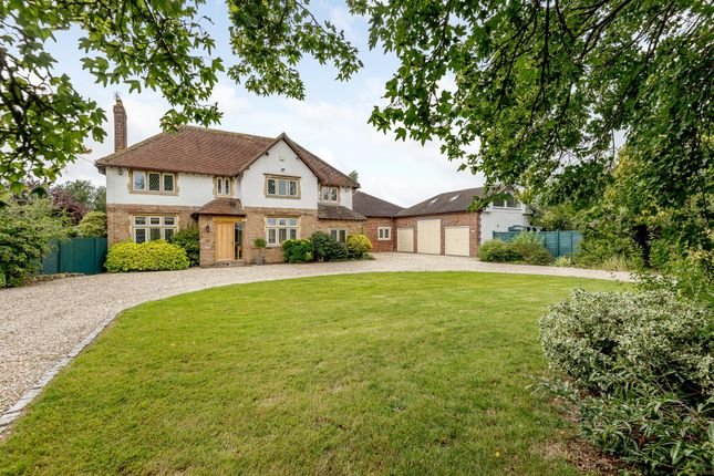 Thumbnail Detached house for sale in Pamington, Tewkesbury, Gloucestershire