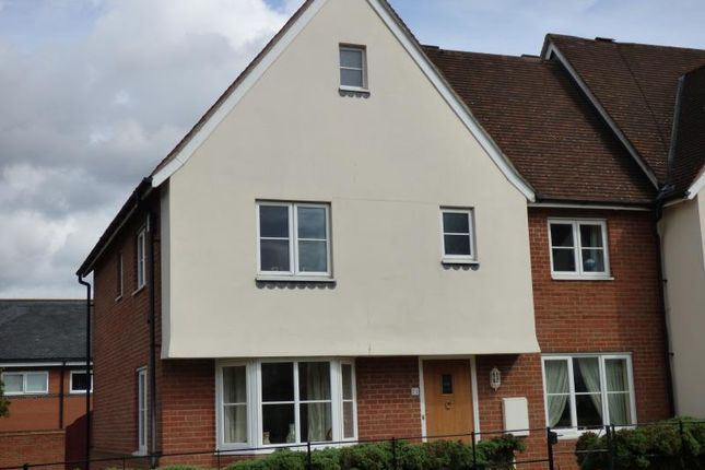 Thumbnail Semi-detached house for sale in The Gables, Ongar, Essex