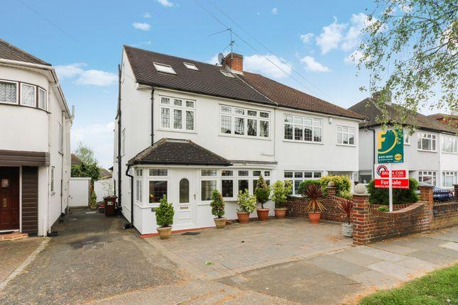 Thumbnail Semi-detached house for sale in Whitegate Gardens, Harrow